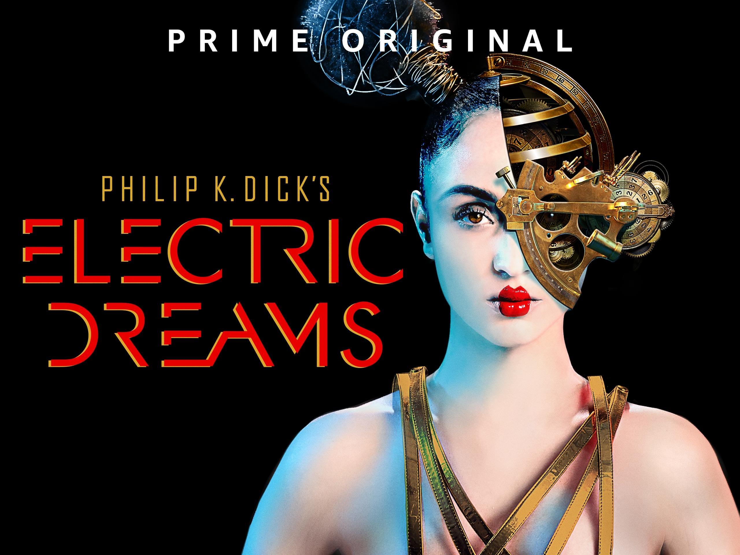 Risultati immagini per electric dream serie