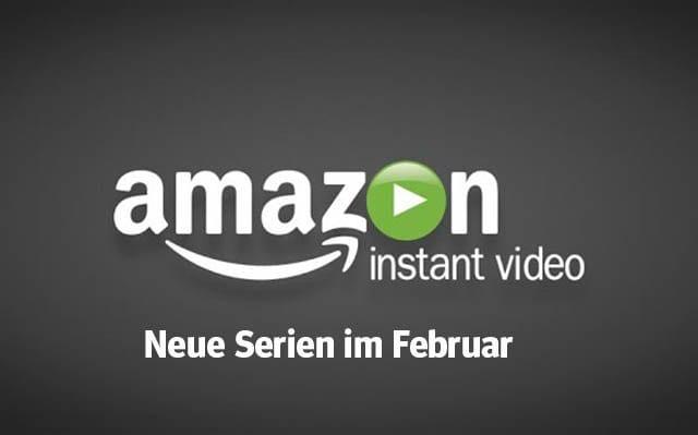 Amazon: die neuen Serien(-Staffeln) im Februar