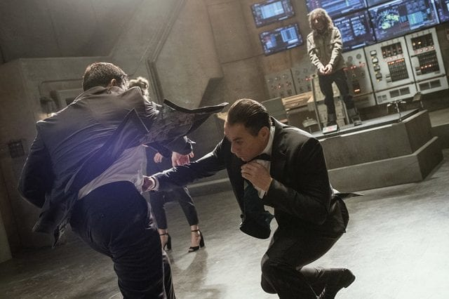 Review: Jean-Claude Van Johnson – Staffel 1