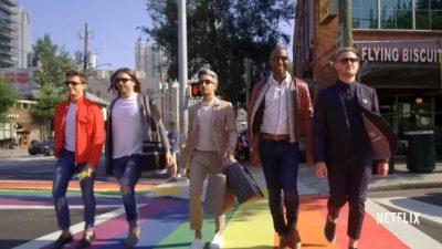 Queer Eye: Trailer zum Reboot auf Netflix