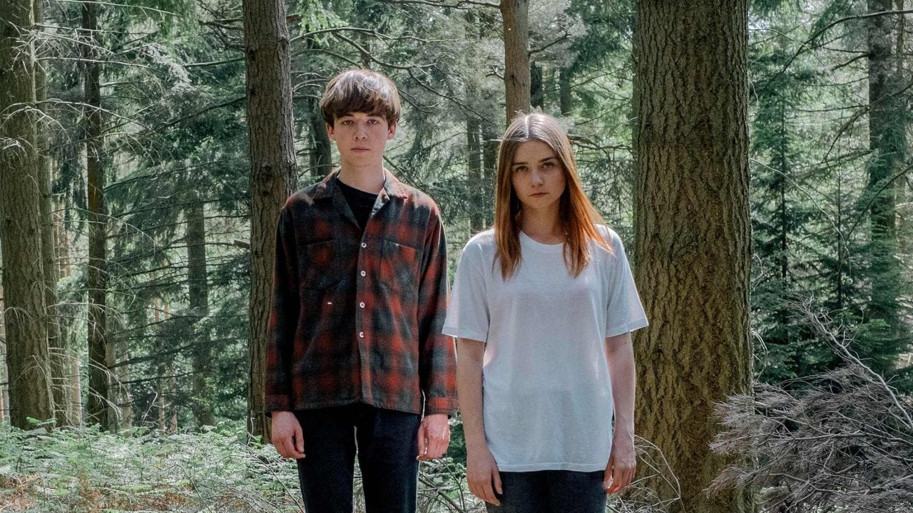 Review: The End of the F***ing World (Staffel 1)