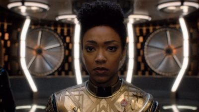 Review: Star Trek Discovery S01E11 – The Wolf Inside