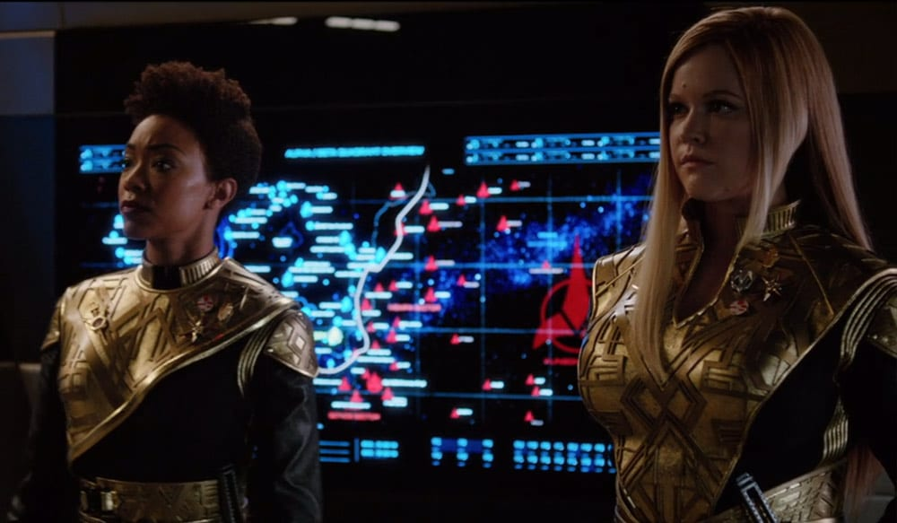 discovery_s01e10_1 Review: Star Trek Discovery S01E10 - Despite Yourself