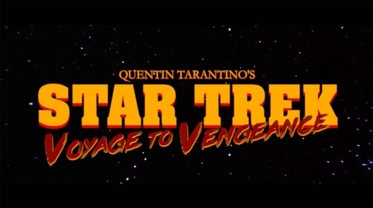 So könnte Quentin Tarantinos Star Trek aussehen
