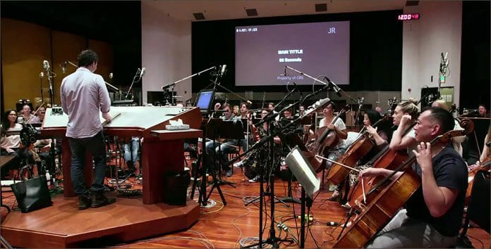 scoring Musik in: Star Trek Discovery (Jeff Russo)