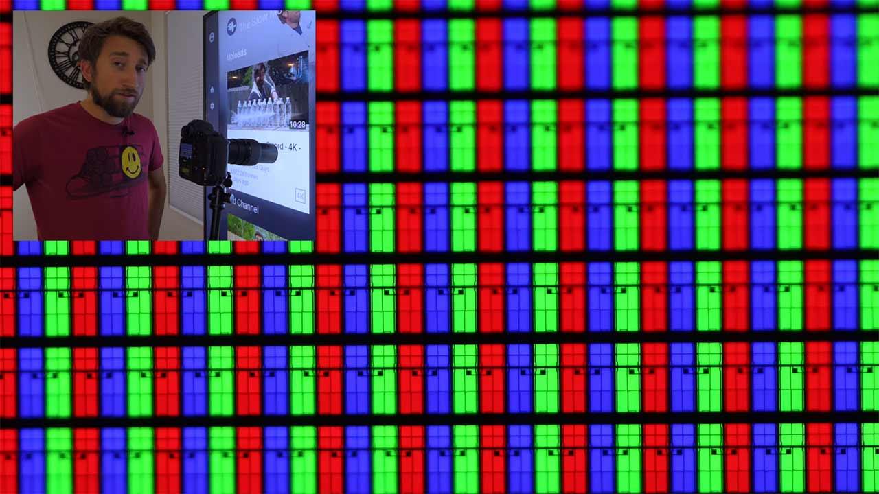 So funktioniert ein Fernsehbildschirm