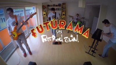 Futureboy Slimarama