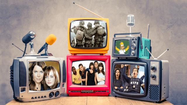 AWESOME 5 – Serien zum Runterkommen