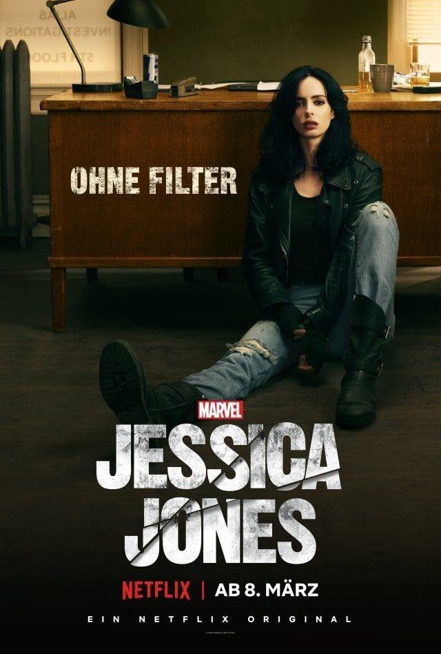 JessicaJones_S2_Plakat-640x948 Marvel's Jessica Jones: Offizieller Trailer zur 2. Staffel
