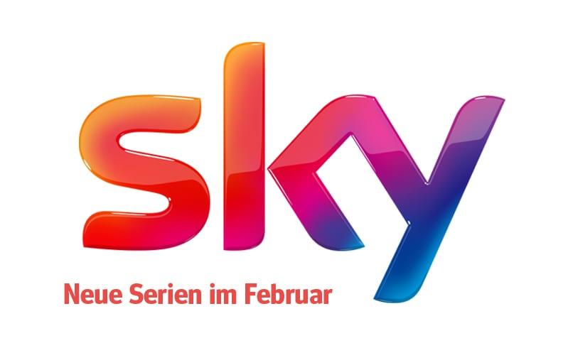 Sky: Die neuen Serien(-Staffeln) im Februar