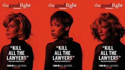The Good Fight: Trailer zur 2. Staffel
