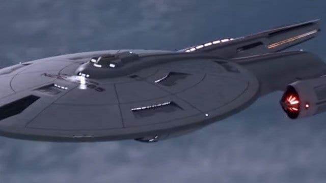 Alternatives Star Trek Voyager Intro