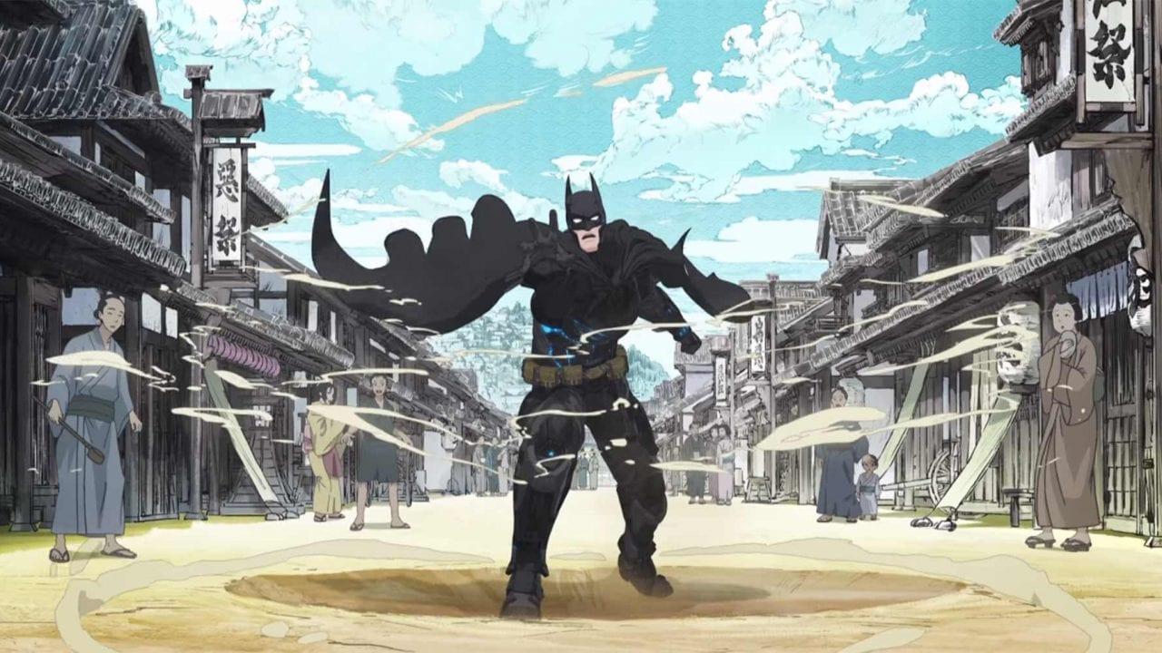"""""""Batman Ninja"""" gibt's jetzt auch auf Englisch"""
