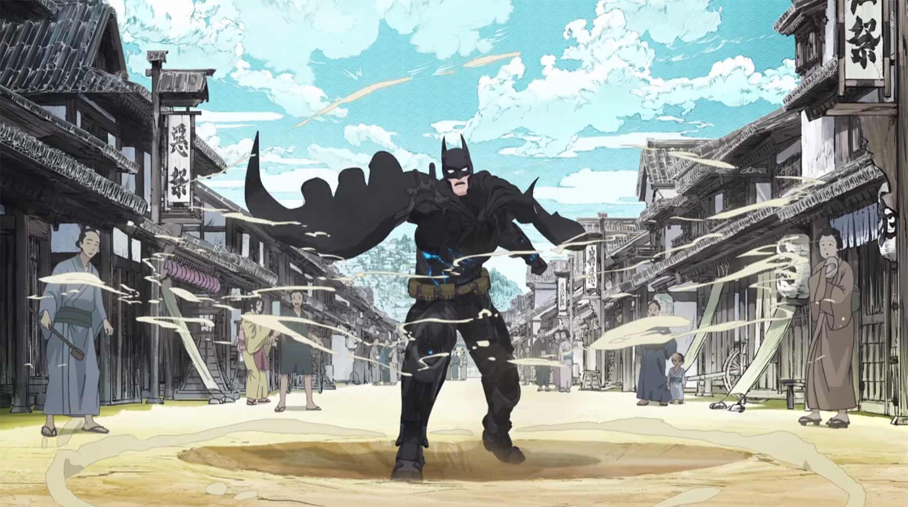 """batman-ninja-englisch-trailer """"Batman Ninja"""" gibt's jetzt auch auf Englisch"""