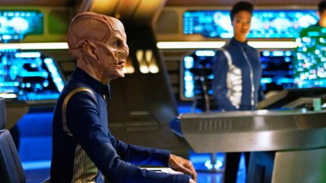 Review: Star Trek Discovery S01E14 – The War Without, the War Within