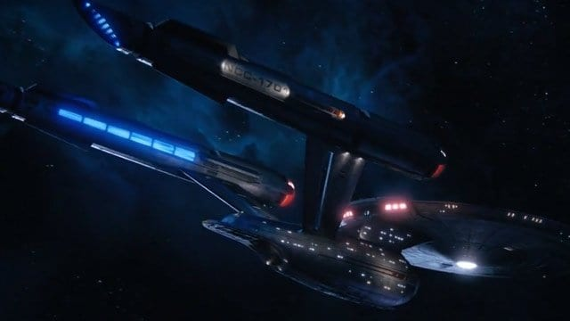 disovery_enterprise_s01e15 Review: Star Trek Discovery S01E15 - Will You Take My Hand?