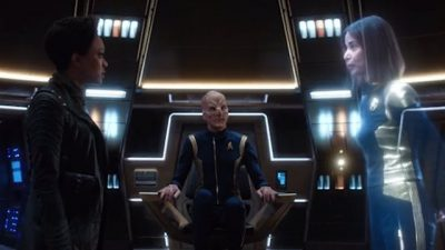 Review: Star Trek Discovery S01E15 – Will You Take My Hand?