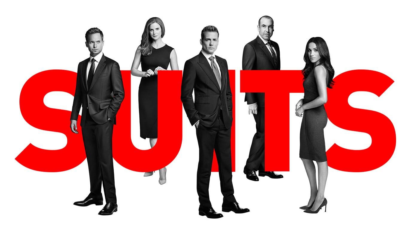 suitsseason7 Suits bekommt 8. Staffel - ohne zwei Hauptfiguren