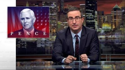 Last Week Tonight with John Oliver: Mike Pence