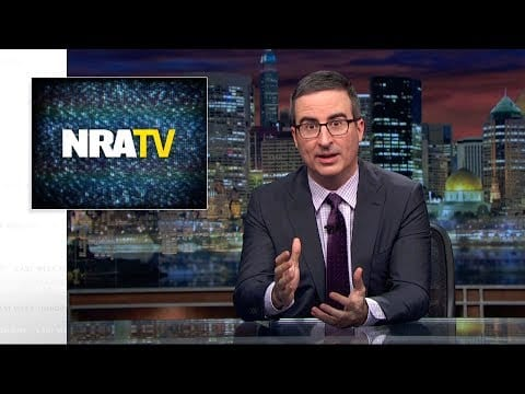 Last Week Tonight with John Oliver: NRA TV