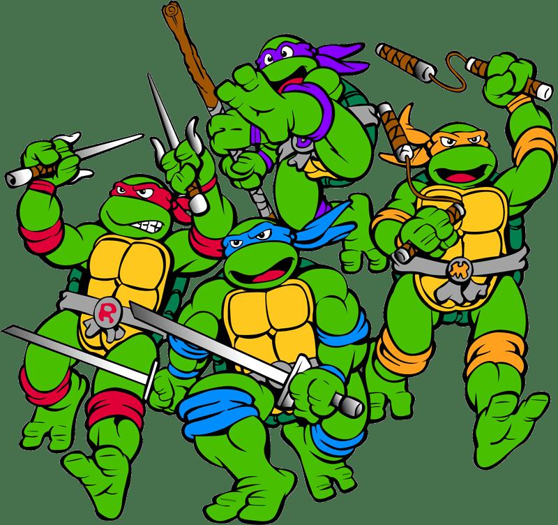ninja turtles zeichentrick