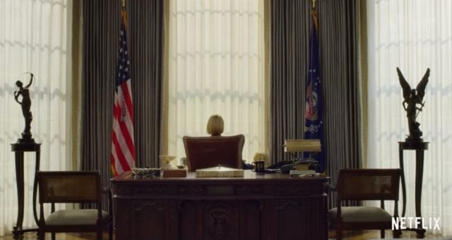 House of Cards: Teaser zur finalen Staffel