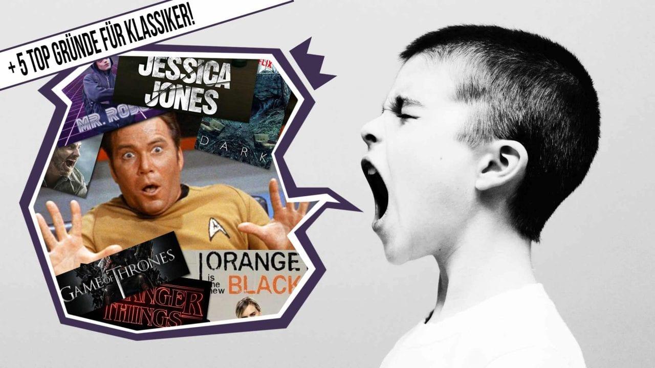 Es muss nicht immer was Neues sein: Gebt Serien-Klassikern eine Chance