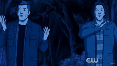 Trailer zum Supernatural-Scooby Doo-Crossover