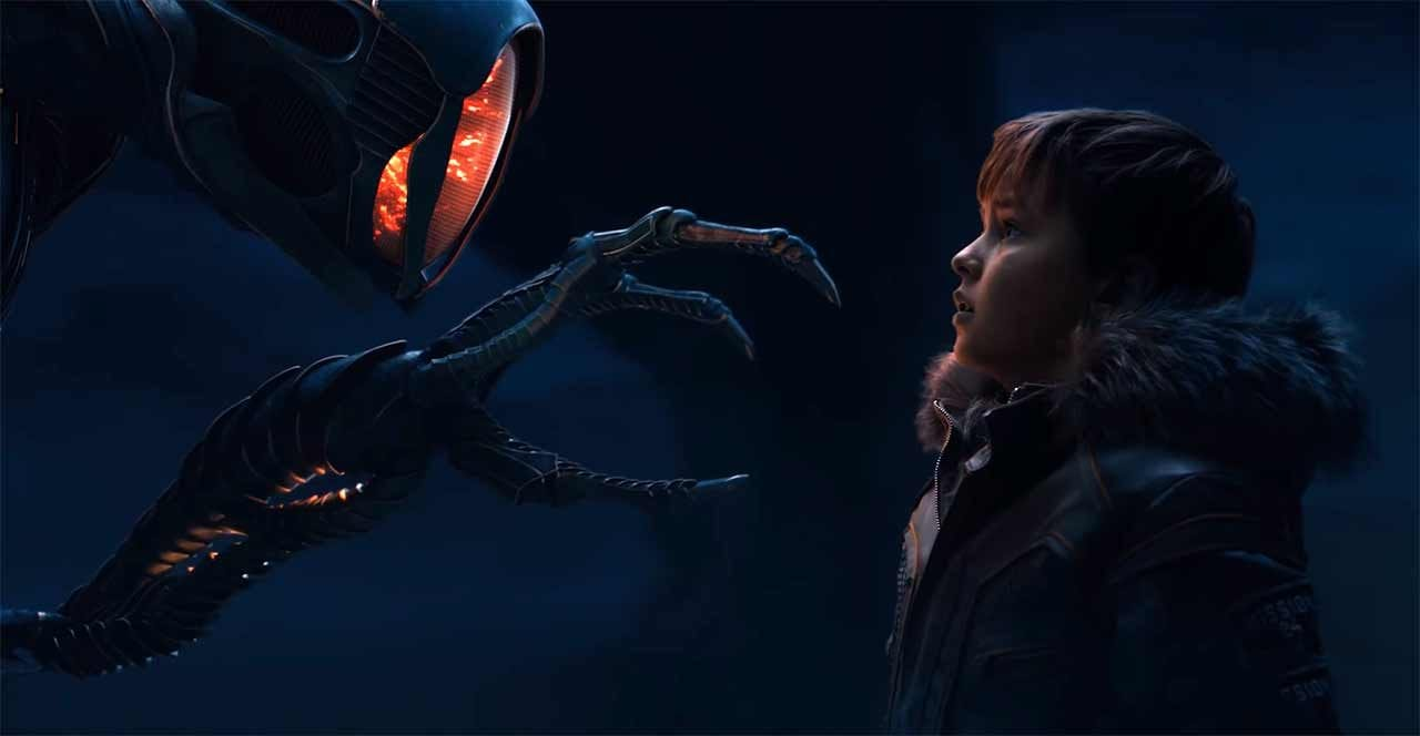Lost In Space: erster Trailer