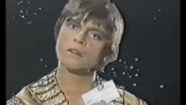 80er Jahre Fundstück: Luke Skywalker singt auf Deutsch
