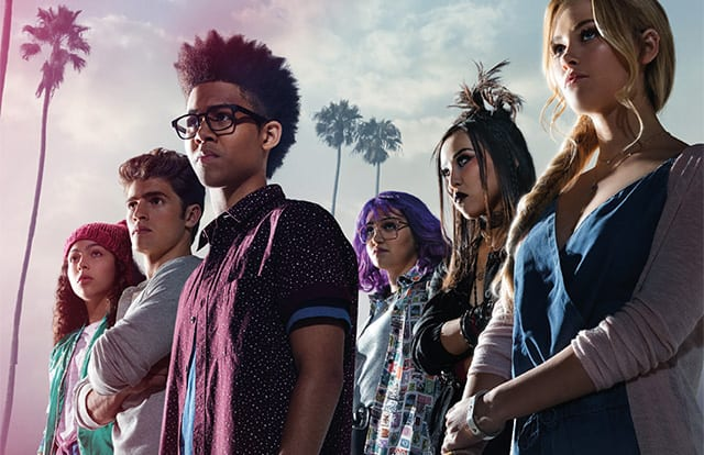 Marvel's Runaways Staffel 1 startet am 9. Mai