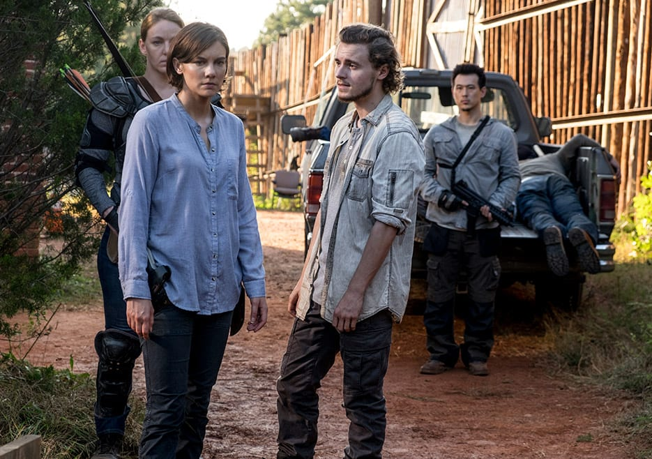 Review: The Walking Dead S08E13 – Do Not Send Us Astray