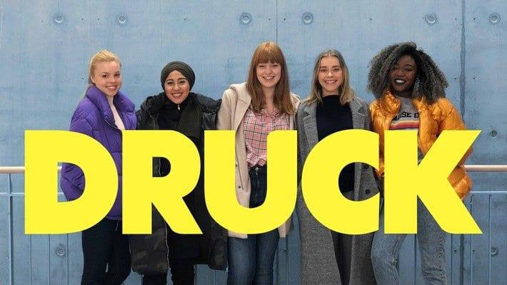 DRUCK: Erste Folge der funk-Serie jetzt anschauen