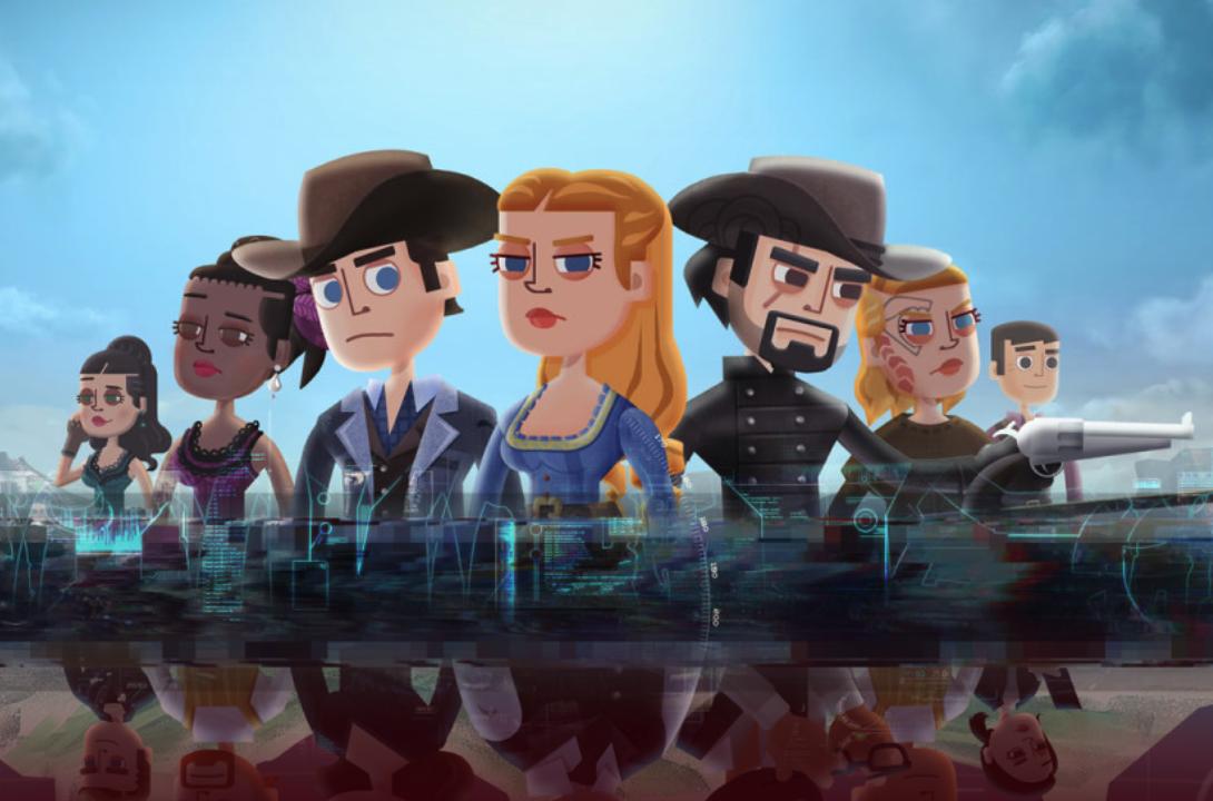 Westworld: Bald als Spiel auf eurem Smartphone!