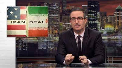 Last Week Tonight with John Oliver: Iran Deal