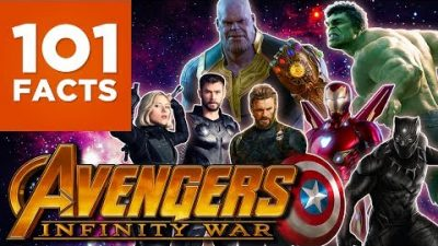 101 Fakten über The Avengers