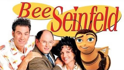 Seinfeld mit Biene Barry B. Benson statt Jerry