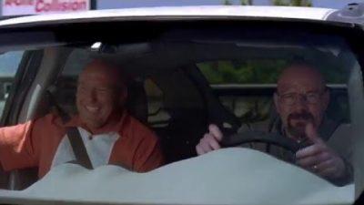 Breaking Bad Supercut: Hank lacht