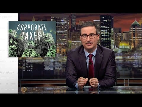 Last Week Tonight with John Oliver: Corporate Taxes