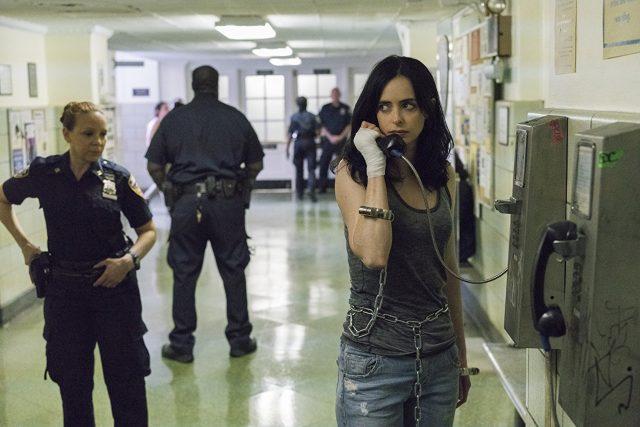 Jessica Jones im Gefängnis