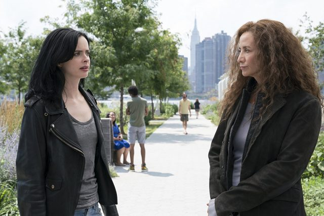 Jessica Jones und Alisa Jones