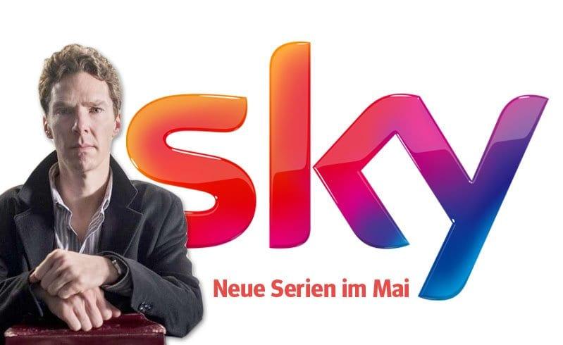 Sky: Die neuen Serien(-Staffeln) im Mai 2018