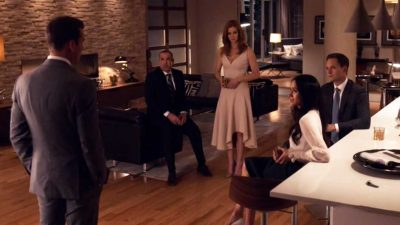 Review: Suits S07E15+16 – Tiny Violin / Good-Bye
