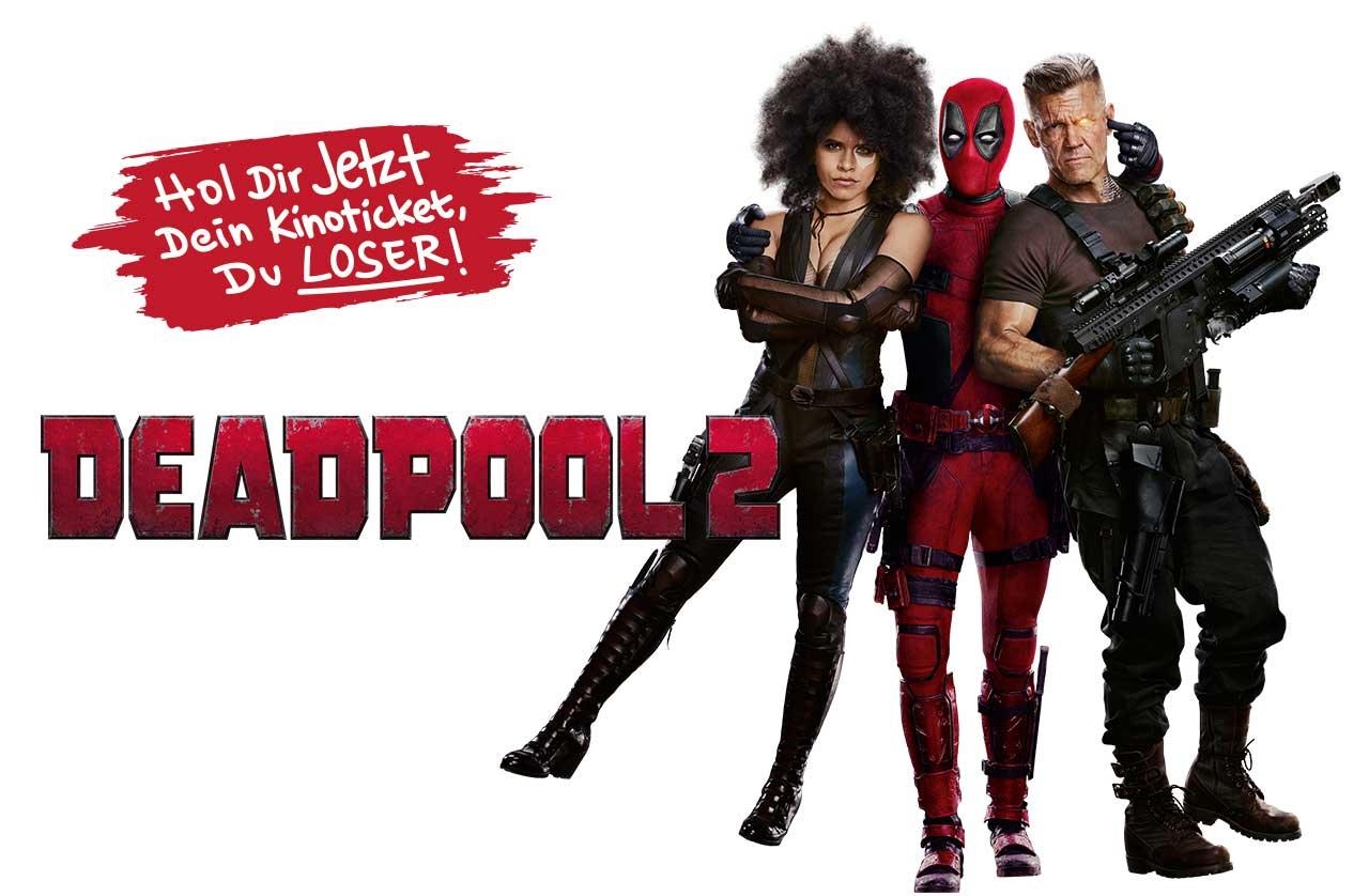 deadpool-2-trailer-kinoticket-loser Deadpool 2 Trailer