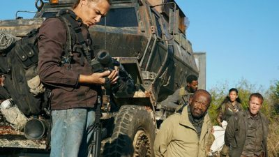 Review: Fear the Walking Dead S04E02 – Another Day in the Diamond