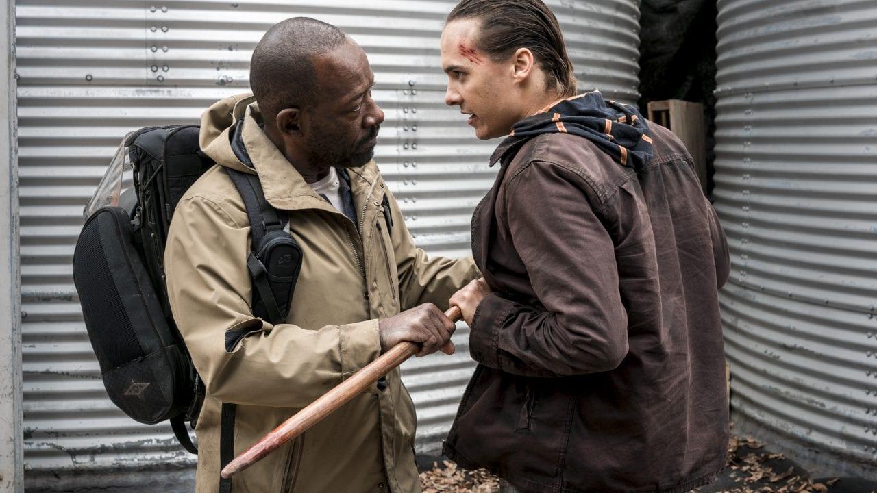 Fear The Walking Dead Staffel 4 Extended Trailer