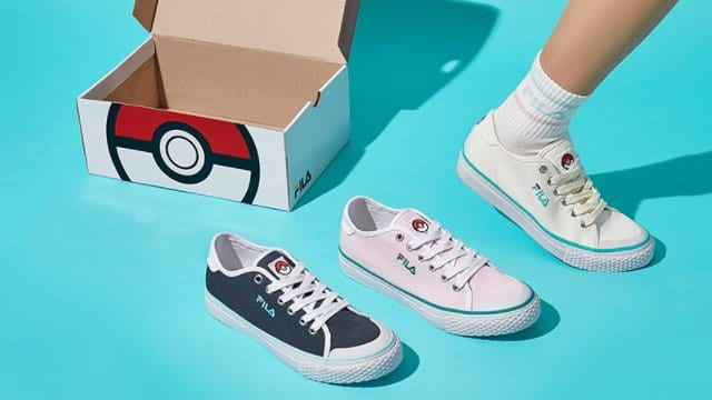 Fila Pokémon Sneakers
