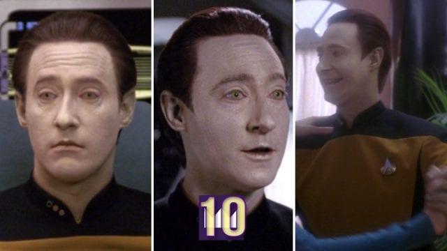 Review: Star Trek TNG – Data's Day