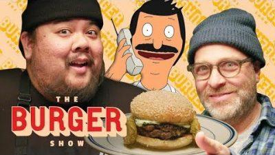 H. Jon Benjamin testet nachgekochte Bob's Burgers