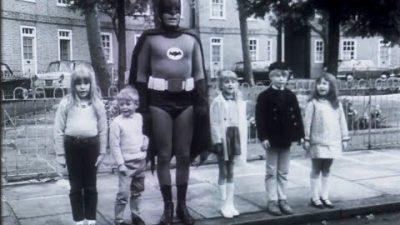 Verkehrserziehung mit Batman